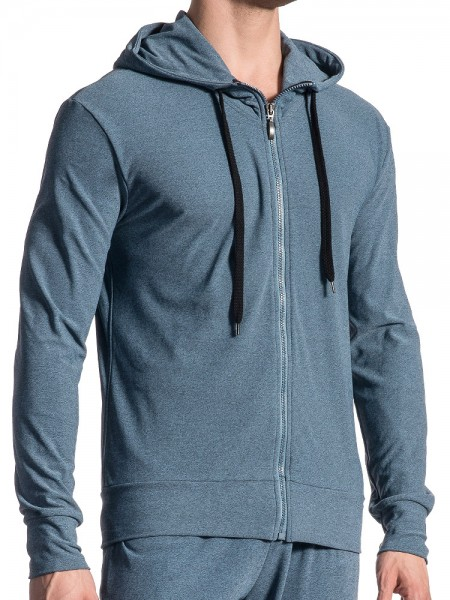 Olaf Benz RED1621: Hoody, denim