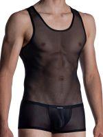 MANSTORE M963: Sport Body, schwarz