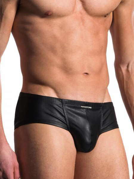 MANSTORE M104: Cheeky Brief, schwarz