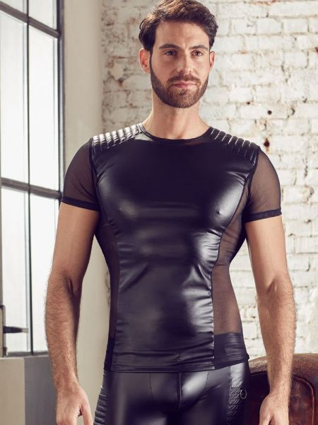 NEK Tight Fit-Shirt, schwarz