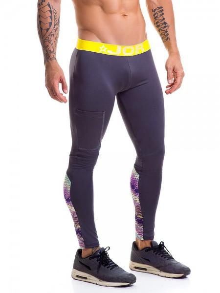 JOR Speed: Long Pant, grau