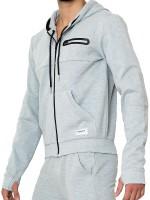 Supawear Apex: Jacket, grau