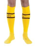 Mister B. Urban: Kniestrümpfe, gelb