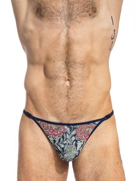 L'Homme Erwan: Stripstring, midnight blue