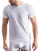 camel active Underwear 32: T-Shirt 2er Pack, weiß