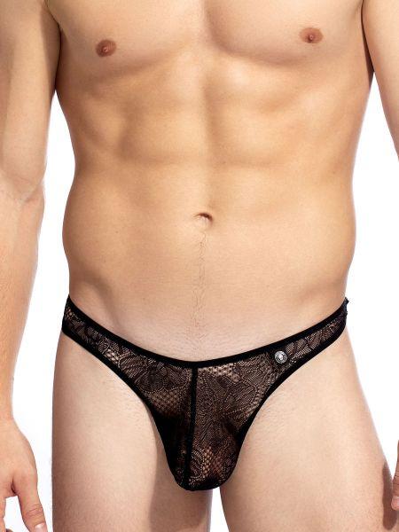 L'Homme Corentin: Bikinistring, schwarz