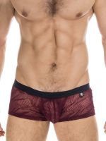 L'Homme Agosto: Push-Up Hipster, bordeaux
