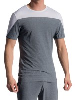 Olaf Benz RED1714: T-Shirt, stone