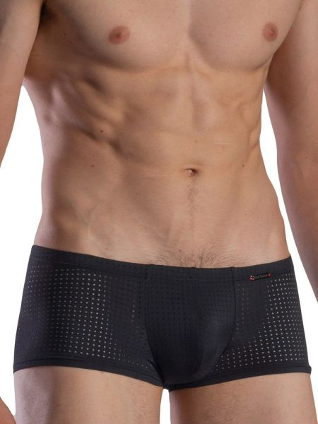 Olaf Benz RED1871: Minipant, schwarz
