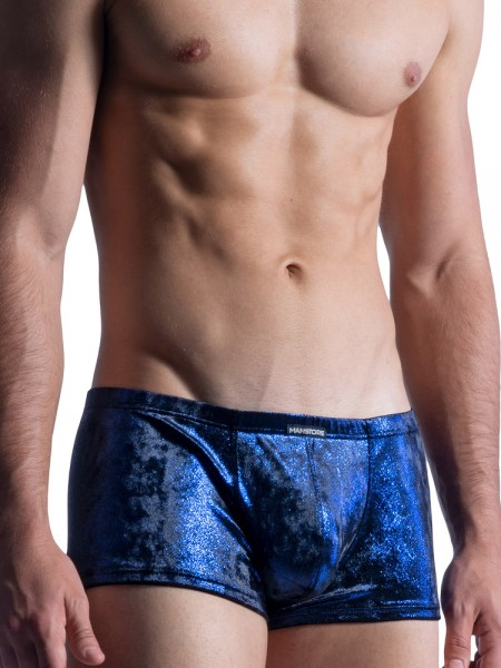 MANSTORE M858: Micro Pant, blau