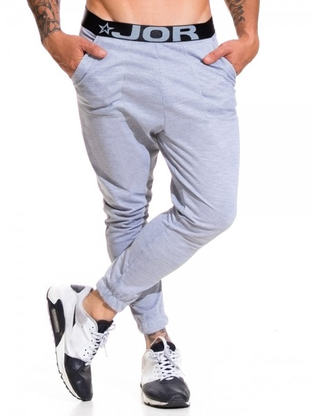 JOR Sleeper: Long Pant, grau