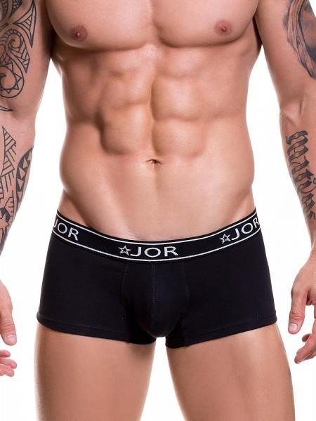 JOR Life: Boxerpant, schwarz