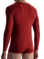 Olaf Benz RED1863: Longsleeves, rot