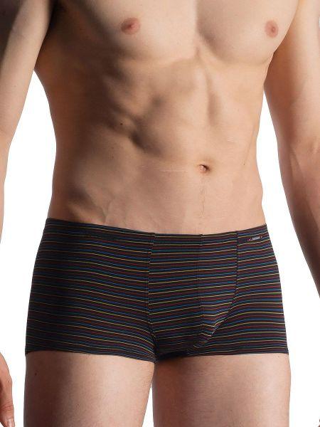 Olaf Benz RED1917: Minipant, schwarz