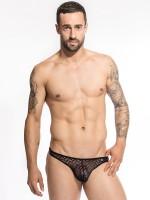 L'Homme Adam: Bikinistring, schwarz