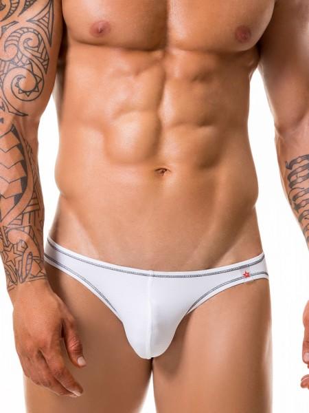 JOR Tayrona: Bikinibrief, weiß