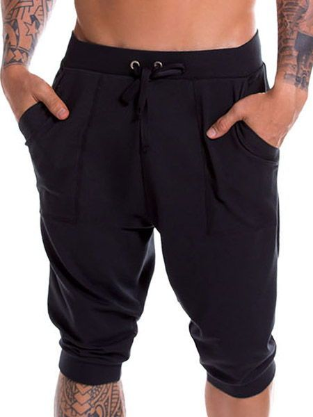 JOR Neon: Lounge Pant, schwarz