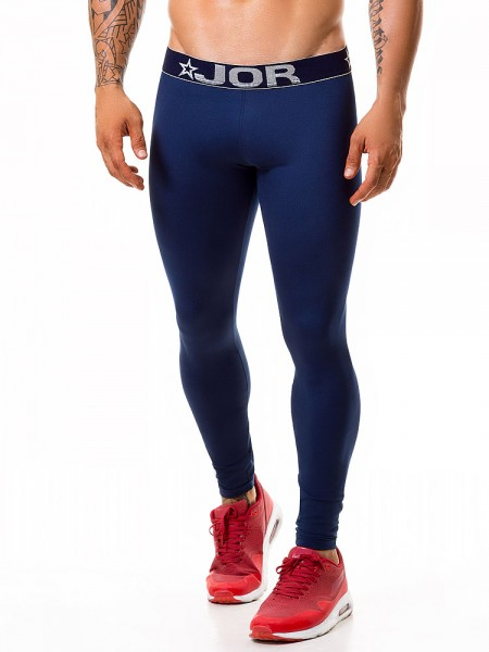 JOR Fitness: Long Pant, blau