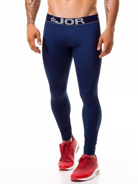 JOR Fitness: Long Pant, blau