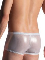 MANSTORE M907: Micro Pant, weiß