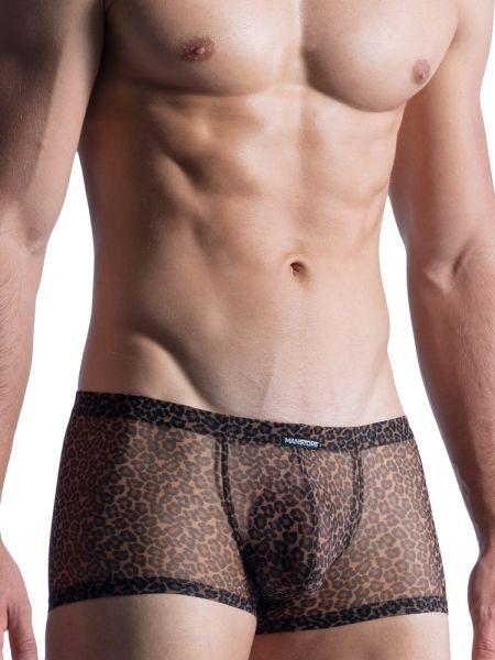 MANSTORE M855: Micro Pant, leopard