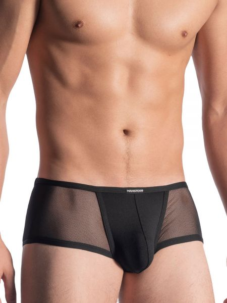 MANSTORE M863: Hot Pant, schwarz