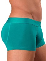 Rounderbum: Colors Padded Boxer Trunk, grün