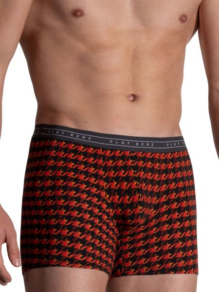 Olaf Benz RED2108: Boxerpant, flame