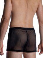 MANSTORE M963: Boxer Short, schwarz