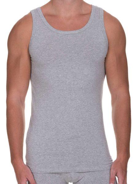 Bruno Banani Infinity: Sportshirt, graumelange