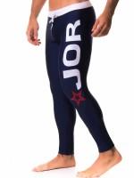 JOR Olympic: Long Pant, blau