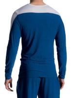 Olaf Benz RED1714: Longshirt, cobalt