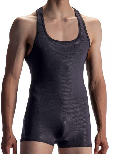 Olaf Benz RED1866: Sportbody, schwarz