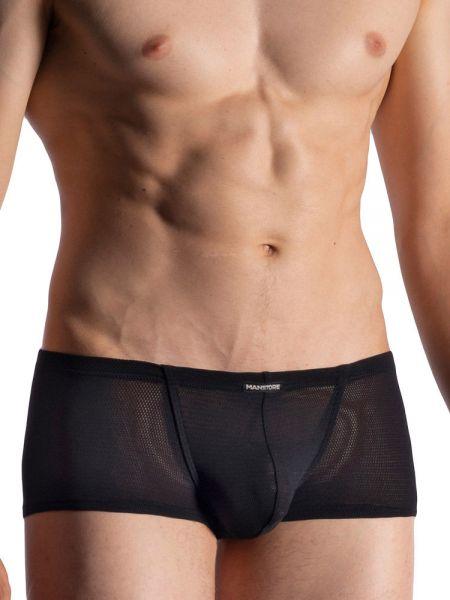MANSTORE M957: Bungee Pant, schwarz