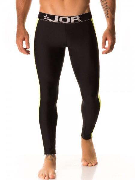 JOR Runner: Long Pant, schwarz