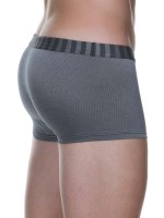 Bruno Banani X-Mas Party: Hipshort, anthrazit melange