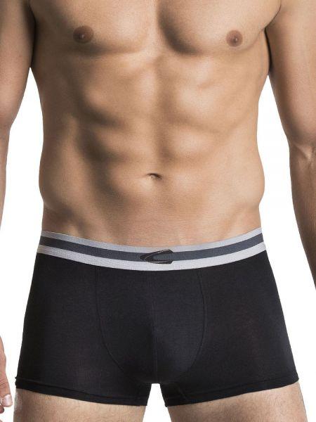 camel active Underwear 20: Pant 2er-Pack, schwarz