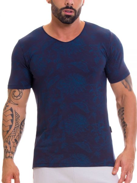 JOR Manhattan: T-Shirt, blau