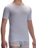Olaf Benz PEARL2058: T-Shirt, weiß