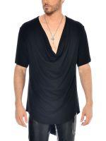 Patrice Catanzaro Jacob: T-Shirt, schwarz