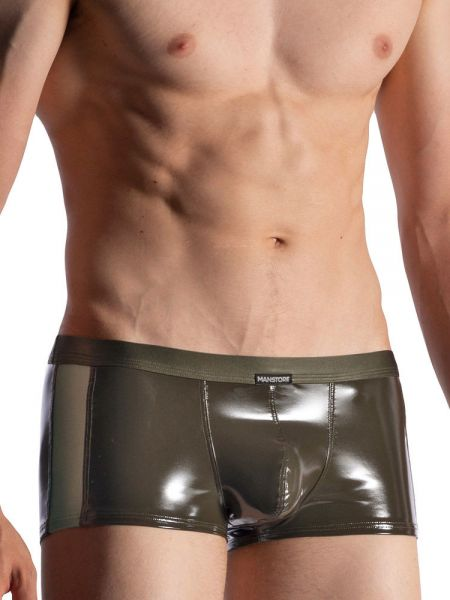 MANSTORE M954: Micro Pant, olive