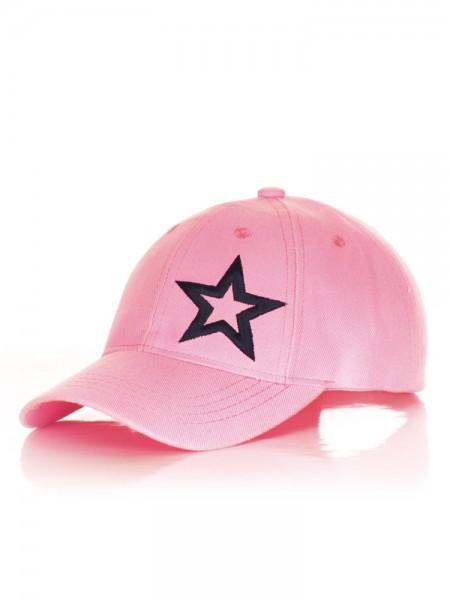 JOR Cup: Basecap, pink