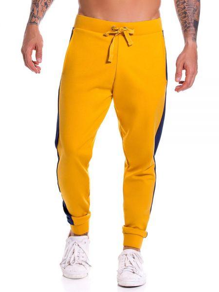 JOR Milan: Long Pant, mustard