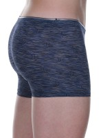 Bruno Banani Video Flicker: Hipshort, blau