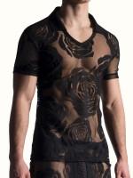 MANSTORE M815: Polo Shirt, flora